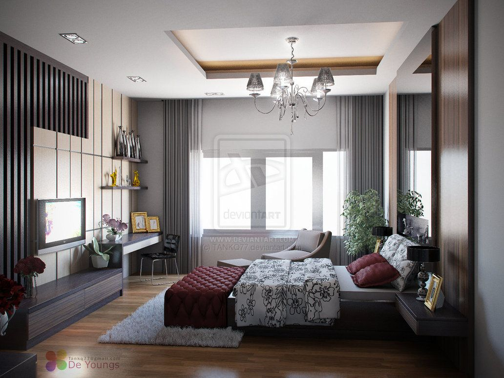 Best 25 Best Master Bedroom Interior Design Ideas Master 400 x 300