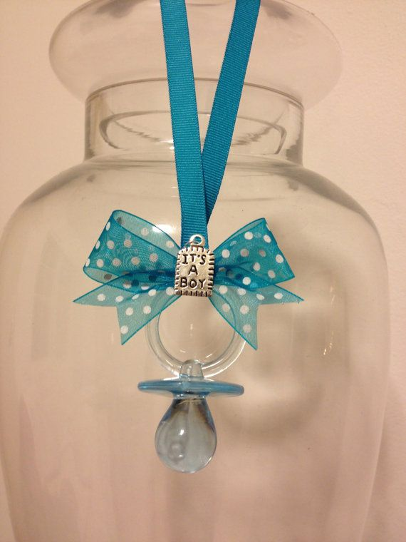 Souvenir Para Baby Shower De Niño : souvenir, shower, niño, Pacifier, Necklaces, Pieces, MarcenariPartyDecor,, .99, Shower, Souvenirs,, Necklace,, Recuerdos