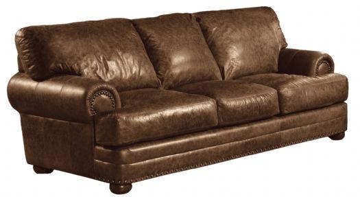 Dallas Sofa By Arizona Leather Sofa Leather Sleeper Sofa Leather Furniture