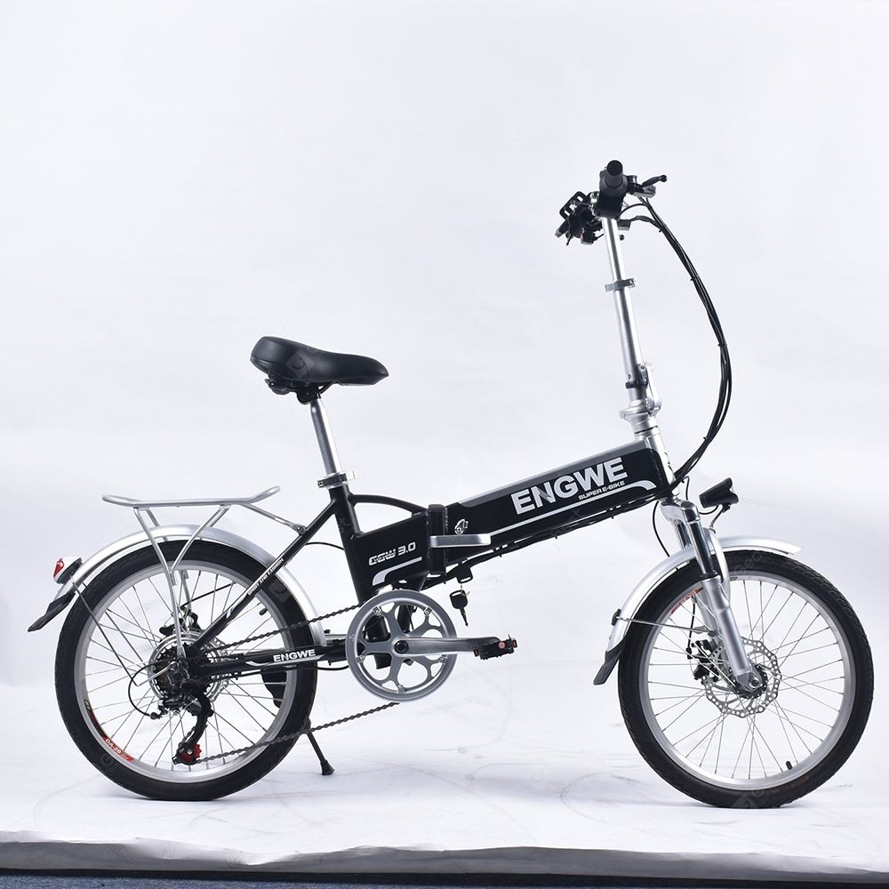 Engwe Egw 320 Electric Bicycle Aluminium Alloy 250w Brushless Rear Motor Sale Price Reviews Electric Bicycle Bicycle Aluminium Alloy