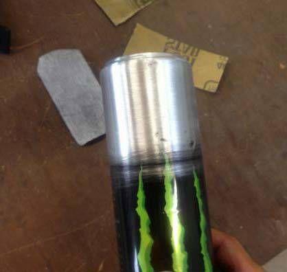 コンロ 空き缶
