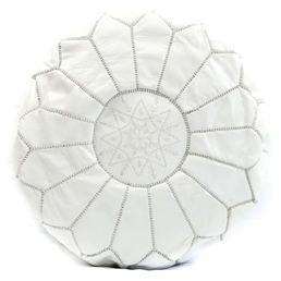 Zoco Home, pouf white