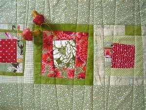 patchwork table runner - Bing Bilder