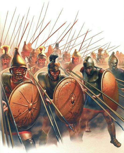 Meaning For Warriors In Tamil: ANCIENT GREEK MILITARY - Ancient