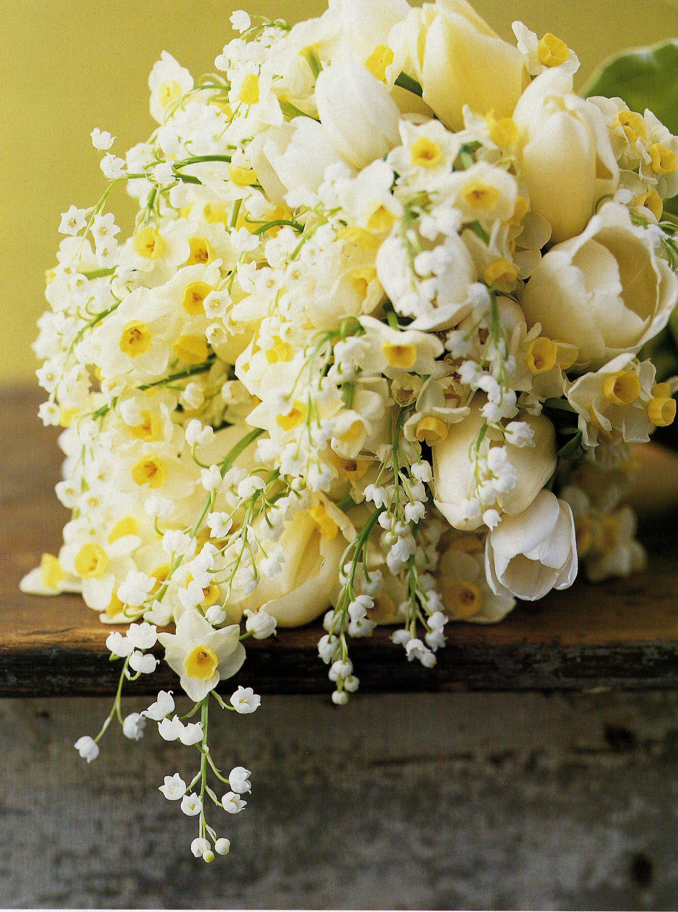 Peonies and lilly of the valley bouquet 10th anniversary flower peonies and lilly of the valley bouquet 10th anniversary flower daffodil trumpet shaped daffodils represent joy izmirmasajfo