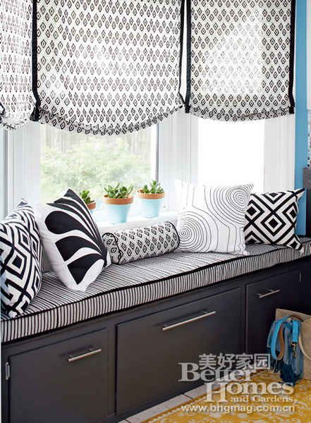 Diy Window Treatments For Bay Windows