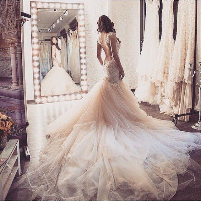 Sheath Wedding Dress : Pinterest: Nuggwifee | Wedding Dresses ...