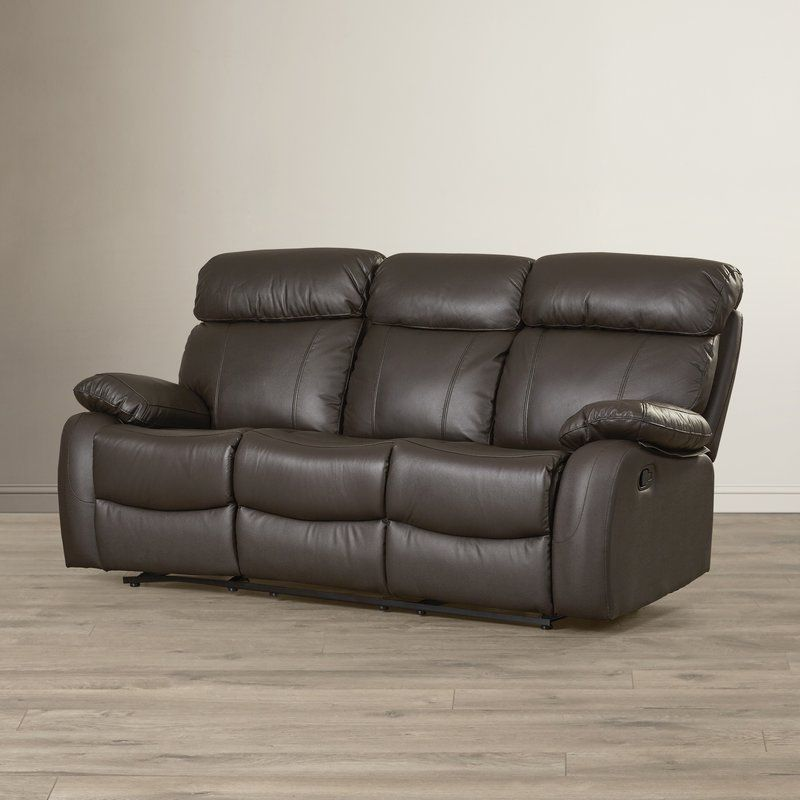 Online Ping Quality Franciscan Reclining Sofa By Red Barrel Studio