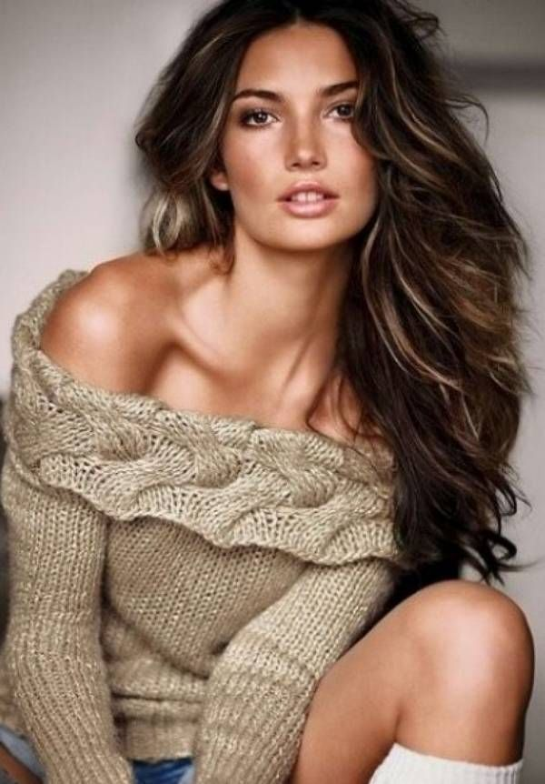 Popular hair color ideas for brunettes in 2016 hairstyles 2016 beachy brown hair color for long hair beac pmusecretfo Gallery