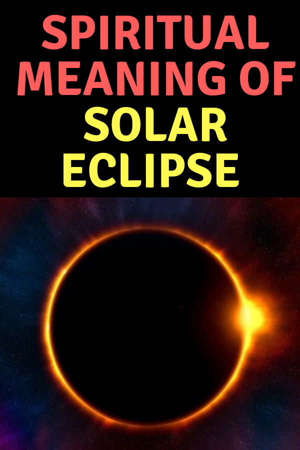 What does solar eclipse mean in astrology