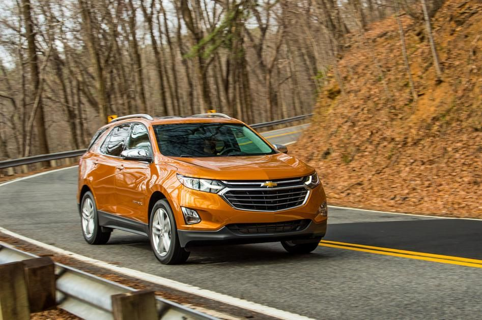 2019 Chevy Equinox Deserves Respect Amid Sea Of Suvs Chevrolet