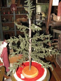 how to make a wool feather tree