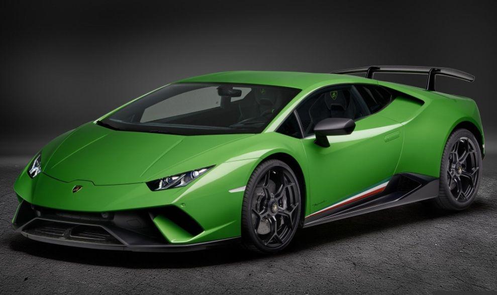 2019 Lamborghini Huracan Superleggera New Concept, Engine