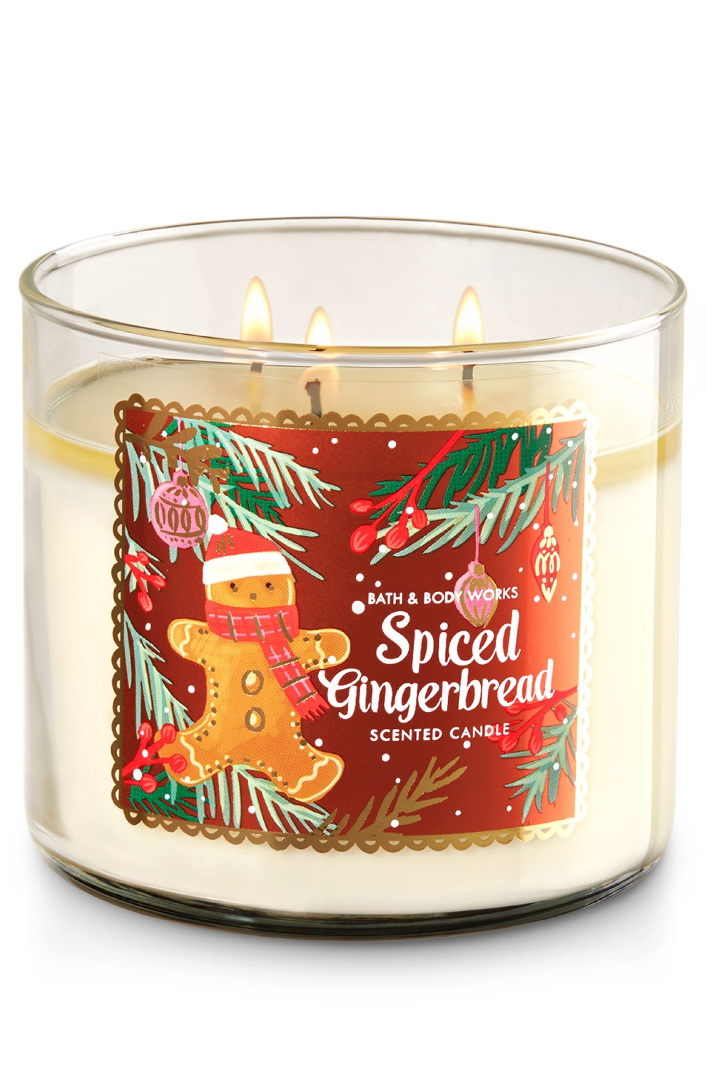 Bath Body Works We Love Fall Trio Candle 3 Wick 145 Oz Sweater