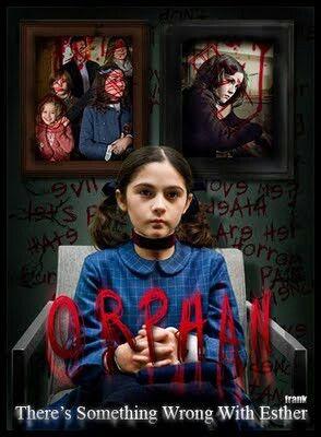 Orphan La Huerfana Peliculas De Terror Cine De Terror