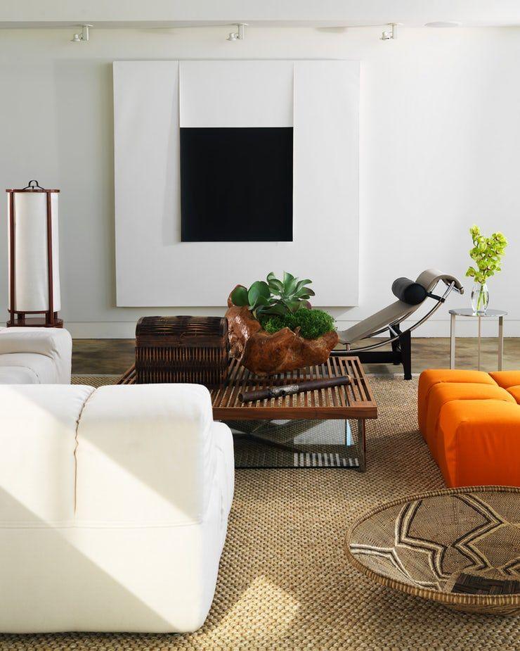 Glass House, Living Room, Family Room, Artwork Great Room Living
