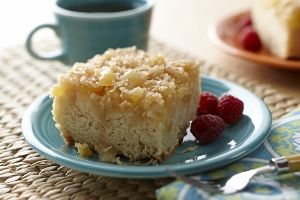 Hawaiian Coffee Cake Recipe | Sweet Treats | Fleischmanns  (that's the only image available)
