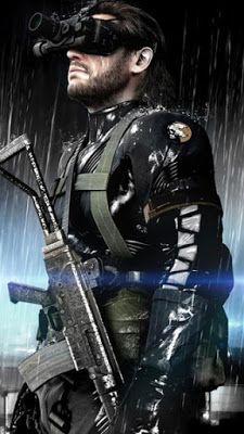 Metal Gear Solid Iphone Wallpapers Stylish Dp S And Covers For Facebook Metal Gear Metal Gear Solid Big Boss Metal Gear