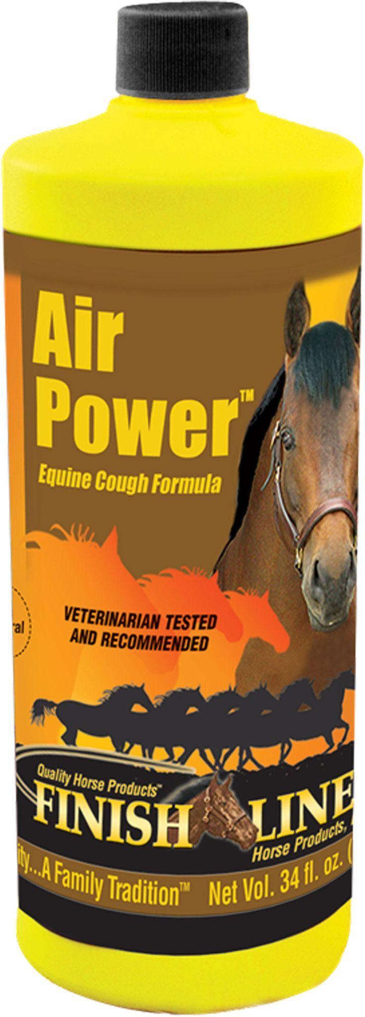 Air Power Equine Cough Formula Cough Finish Line Power