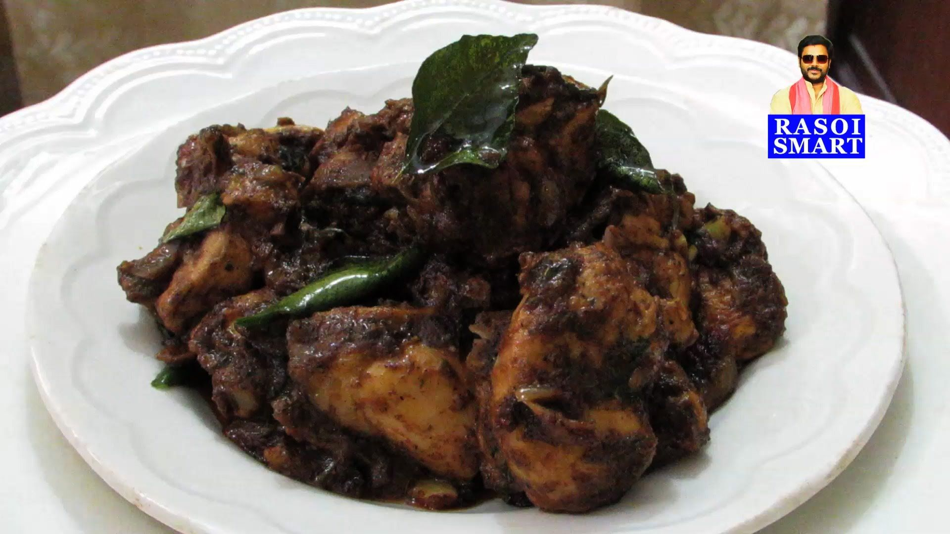 Amazing Chicken Curry Leaves Masala Fry - chunks of chicken pieces cooked with curry leaves and spices. #dinner  #lunch  #RecipeOfTheDay Check more at https://epicchickenrecipes.com/chicken-curry/chicken-curry-leaves-masala-fry-chunks-of-chicken-pieces-cooked-with-curry-leaves-and-spices-dinner-lunch-recipeoftheday/