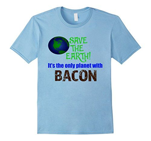 Save The Earth Its Planet With Bacon Trending T-Shirt #EarthDay2017 #Bacon https://www.amazon.com/dp/B06XZS2FQ8/ref=cm_sw_r_pi_dp_x_gEz4ybDEB69VQ