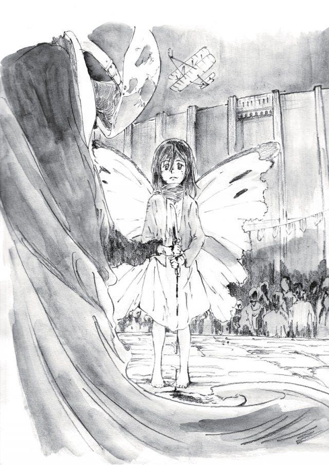 Attack On Titan Lost Girls Light Novel Plans Detailed Attack On Titan Lost Girl Light Novel