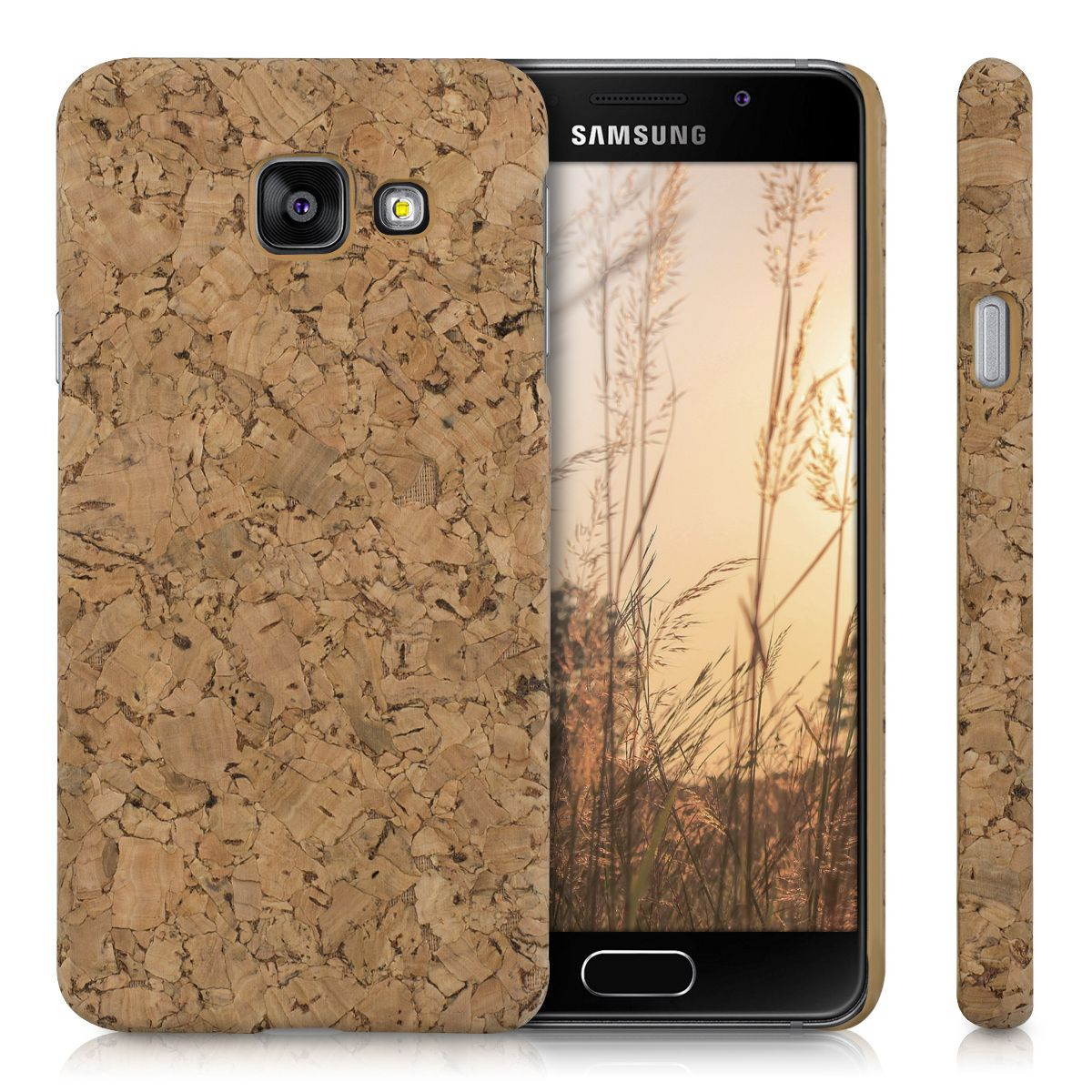 Cork Case For Samsung Galaxy A3 2016 Protective Phone Cover Samsung Galaxy A3 Samsung Galaxy Case