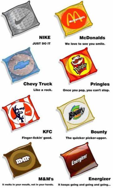 Fast food condom slogans