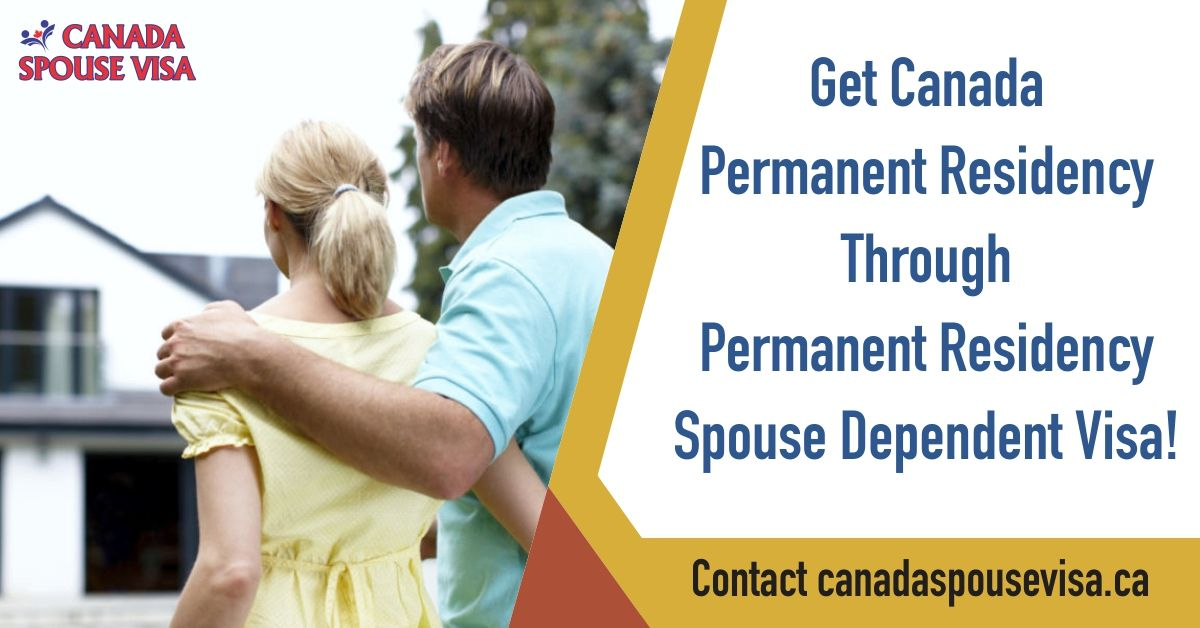 For getting the Permanent Residency through Permanent Residency