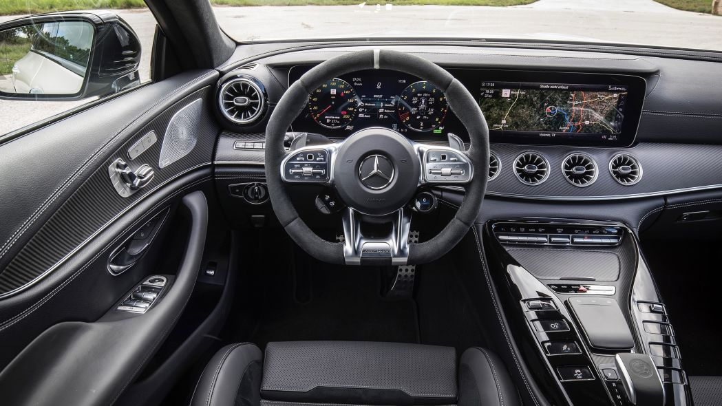 2020 Mercedes Amg Gt 53 Four Door Pricing Announced With Images
