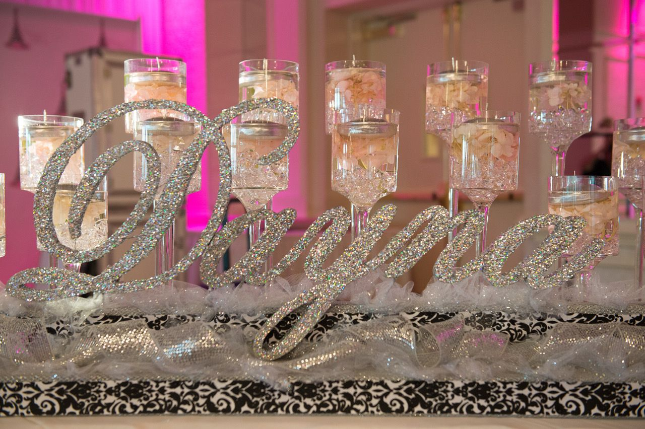 Beautiful candle lighting ceremony - silver floating candles ... on sixteen candle ceremony, sweet 16 candelabra for ceremony, ideas for sweet 16 centerpieces, 15 candles ceremony,