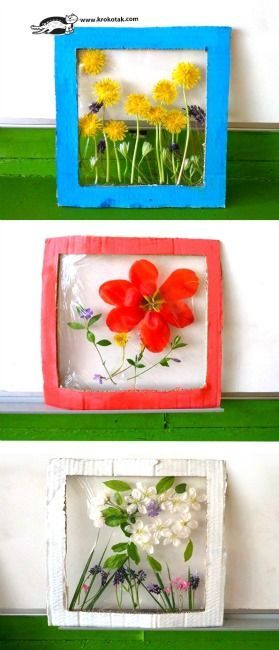 Breathtaking Nature Crafts for Kids - How Wee Learn