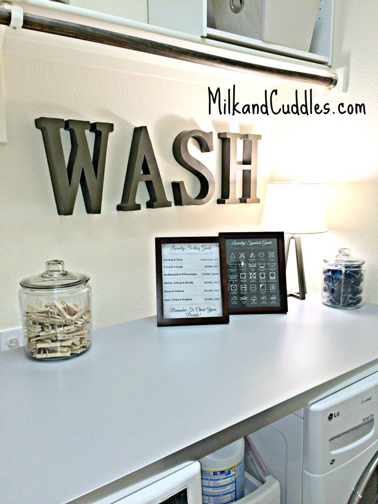 Free Printables for Laundry Room | Laundry rooms, Laundry and ...