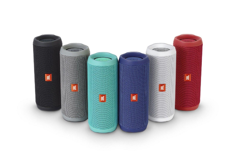 Jbl Flip 4 Waterproof Portable Bluetooth Speaker Bluetooth