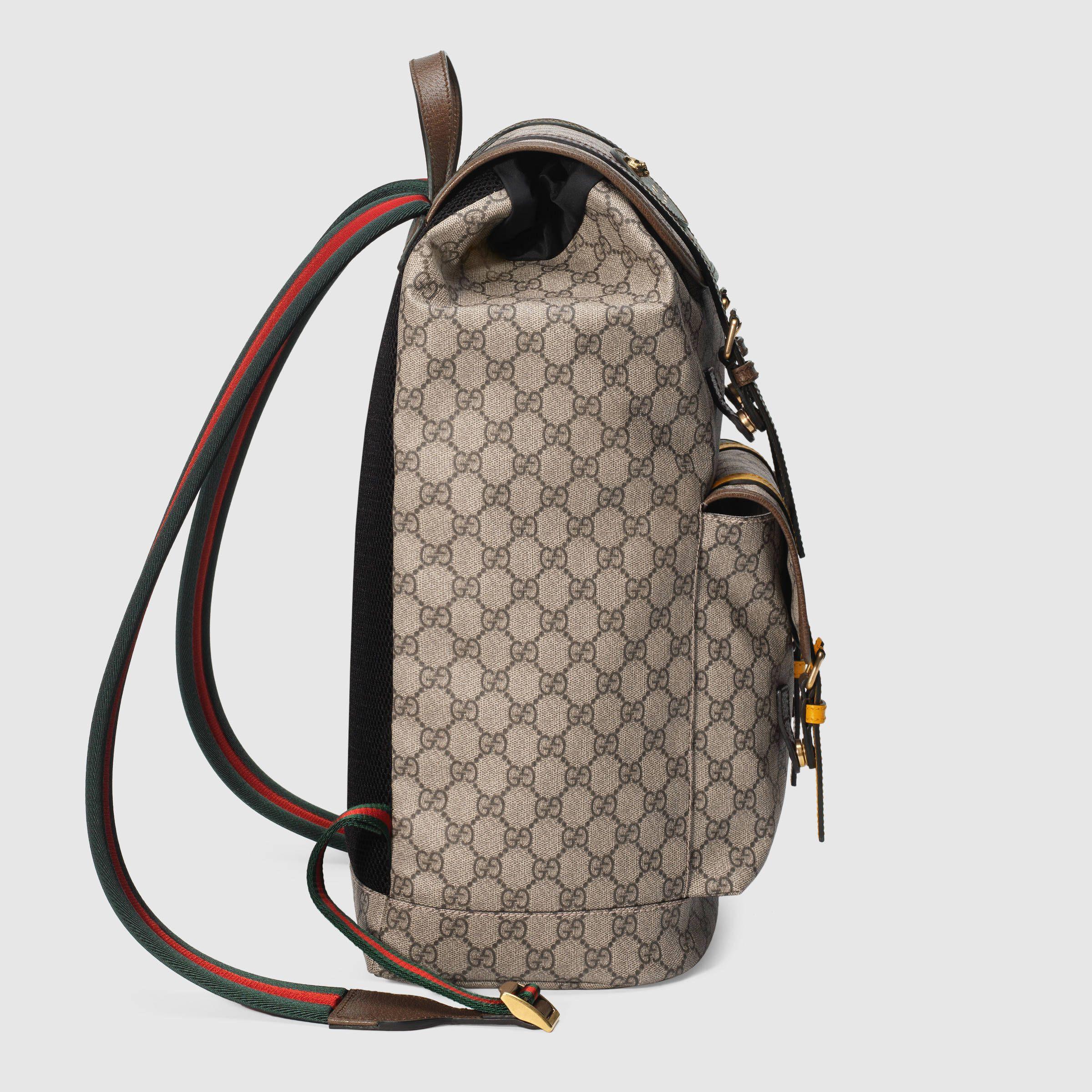 9bc303171 Soft GG Supreme backpack | backpacks | Supreme backpack, Backpacks ...