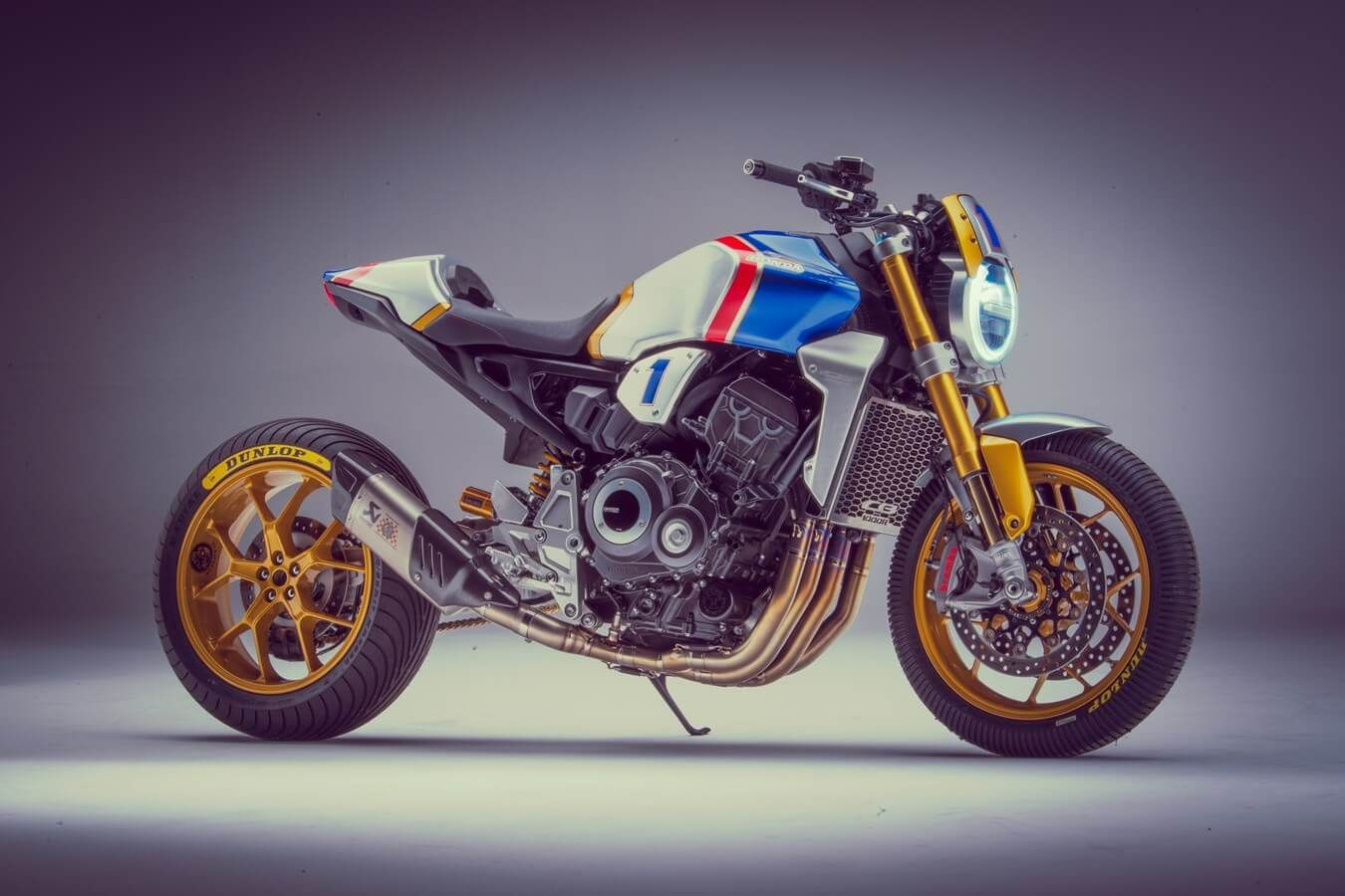 Pin On New Honda Cb1000r Customized By Honda Racing With Cbr1000rr Sp Parts Naked Sport Bike Streetfighter Motorcycle Neo Sports Café Conce