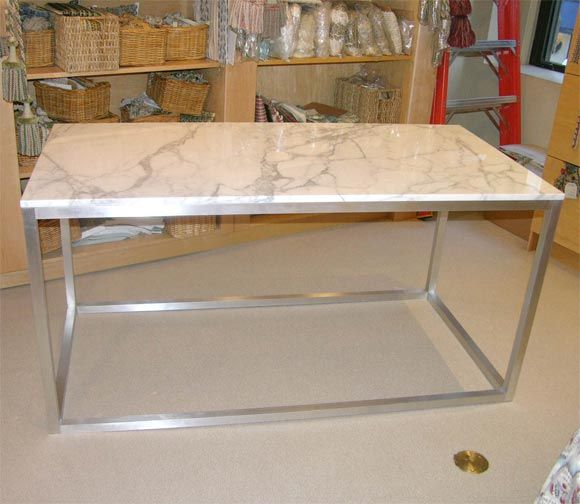 Itu0027s My Office I Can Dream If I Want To White Marble Top Desk   Google
