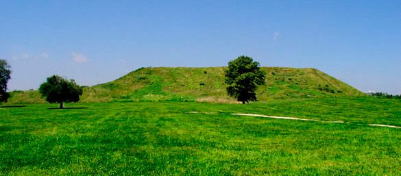 Once one of the world's great cities, Cahokia was a place of religious worship, trade and mass human sacrifice before being mysteriously abandoned | Collinsville, Illinois