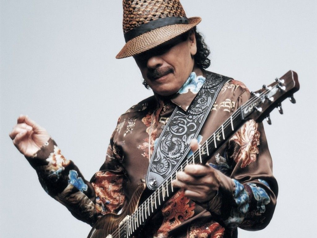 Ultimate Santana (2007) was the band's first compilation to span its entire career. Description from artcreationforever.com. I searched for this on bing.com/images