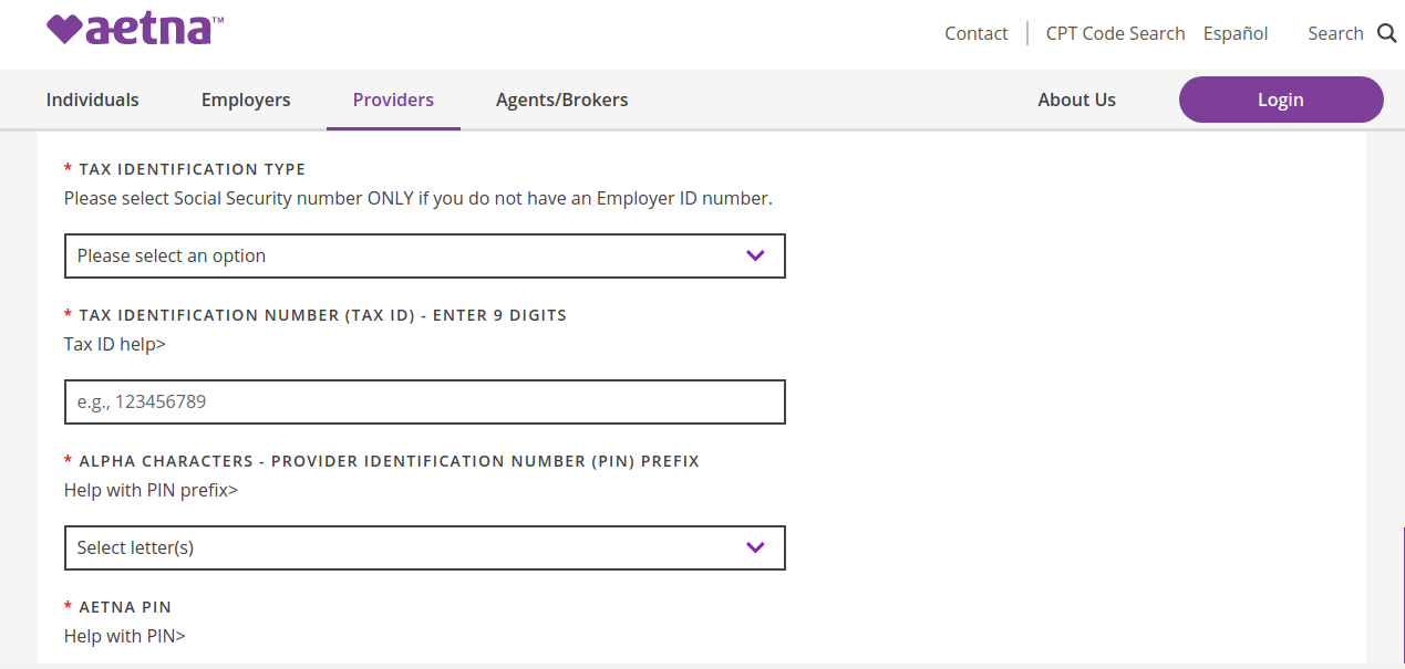 Www Aetnavalidation Com Login Into Your Aetna Account Life