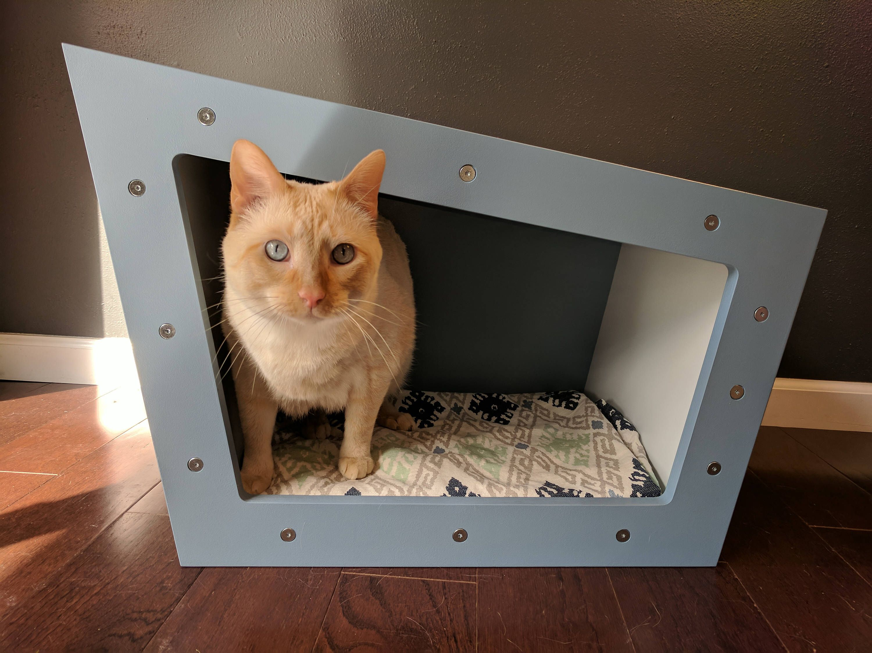 Custom Made Designer Pet HouseDog HouseCat HousePet