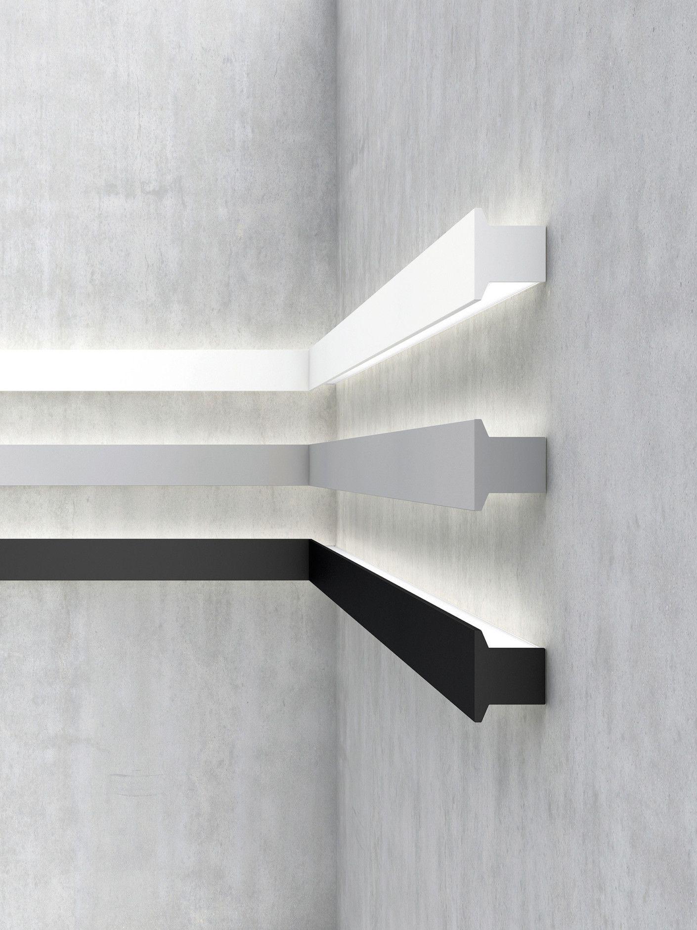 Meter by Meter System - Designer Deckenaufbauleuchten von belux ✓ Umfangreiche Infos zum Produkt & Design ✓ Kataloge ➜ Lassen Sie sich jetzt inspirieren #modernlightingdesign