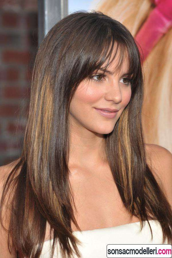 Uzun Yuz Sekli Icin Sac Modelleri Duz Sac Uzun Sac Kesimleri