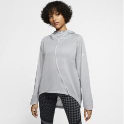 Photo of Nike Shield Women's Running Jacket – Gray Nike