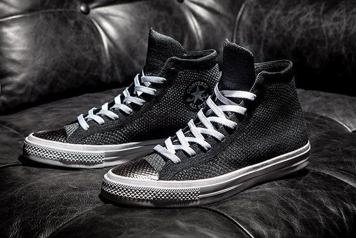 db0977ecabf4ae The Converse Chuck Taylor All-Star Gets a Nike Flyknit Upgrade ...