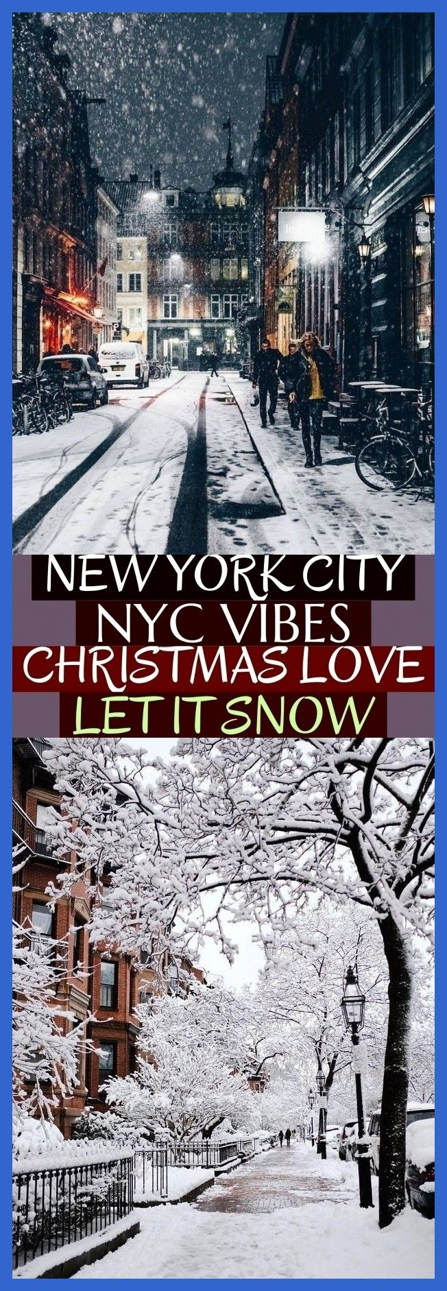 More Than 44 45dddeb2c5913e   York city, New york city, Christmas love