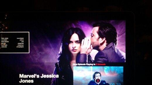 Jessica Jones screenshot