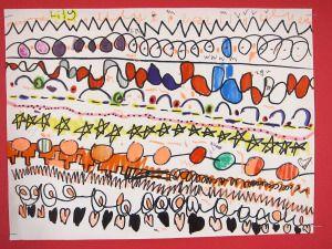Kindergarten Line Drawings | Art Lessons :: Elementary