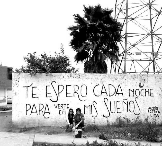#accion #paredes