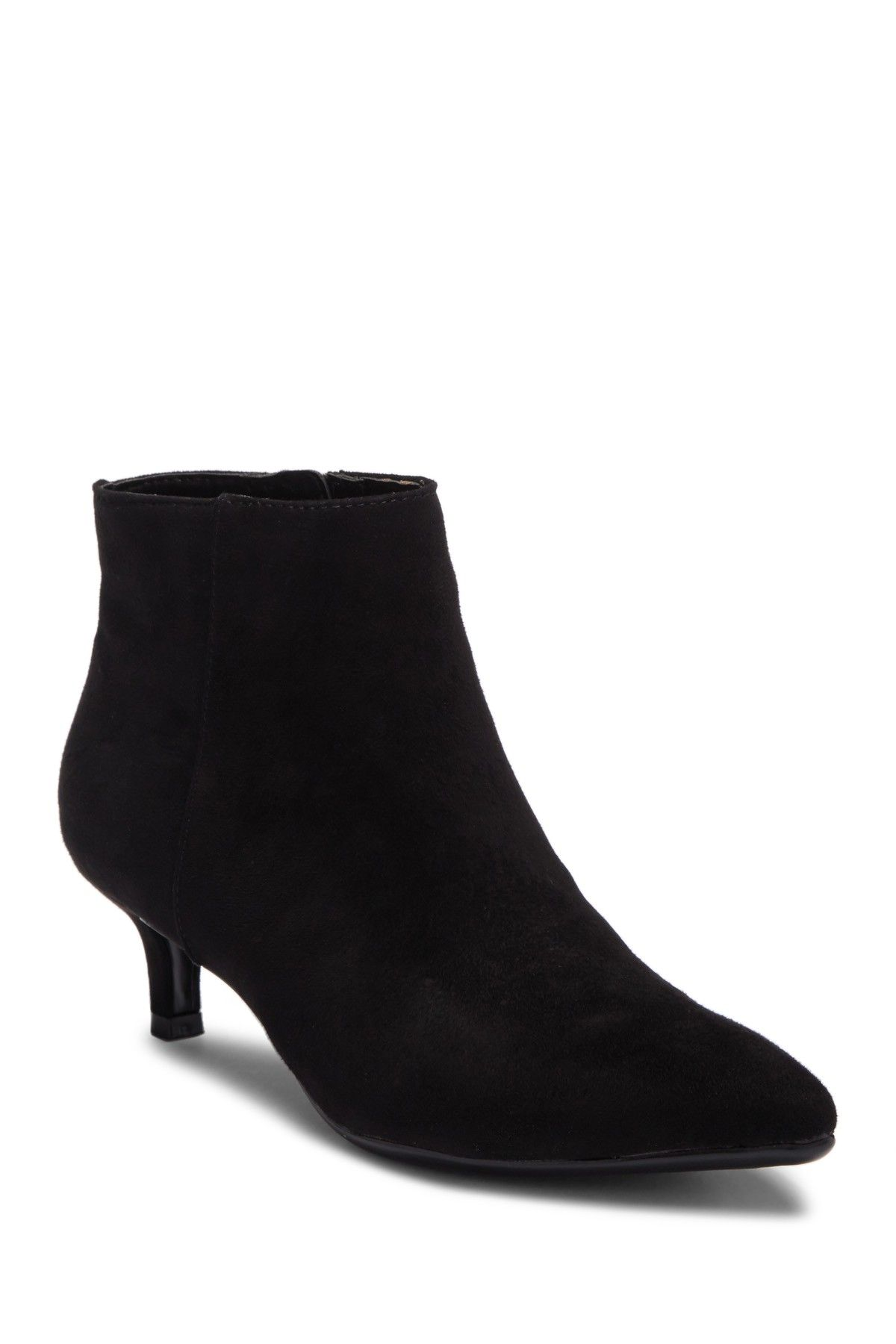 a2eb210970f Image of Naturalizer Giselle Kitten Heel Bootie - Wide Width Available